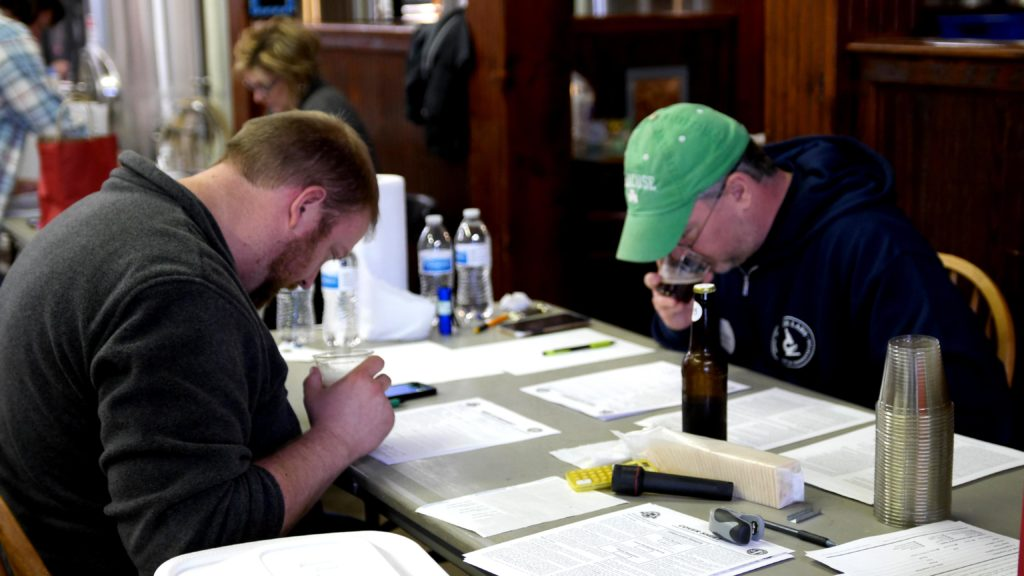 Judging the Beer Flights