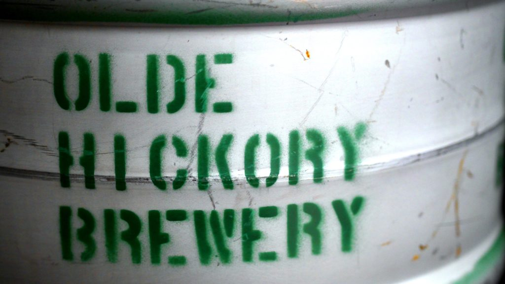 Olde Hickory Brewery Was an Awesome Host!
