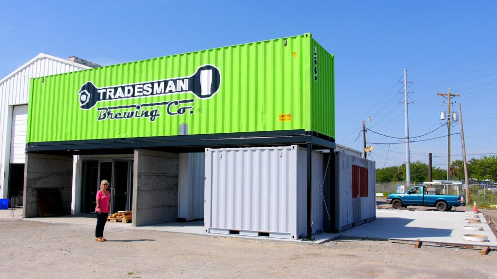 Tradesman Brewing's New Facility is Looking Great!