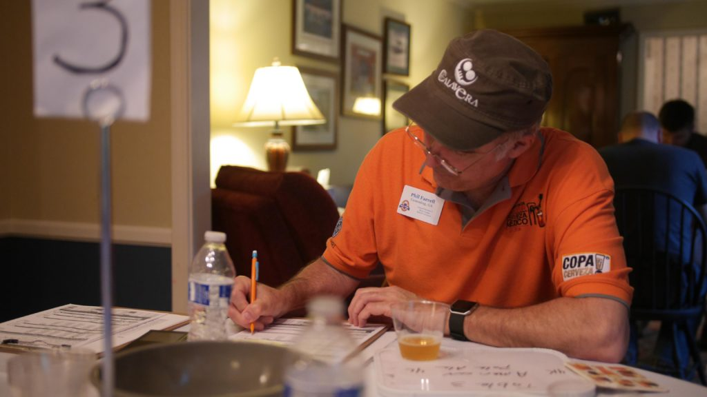 Can-Can Awards BJCP Beer Judging Atlanta, GA