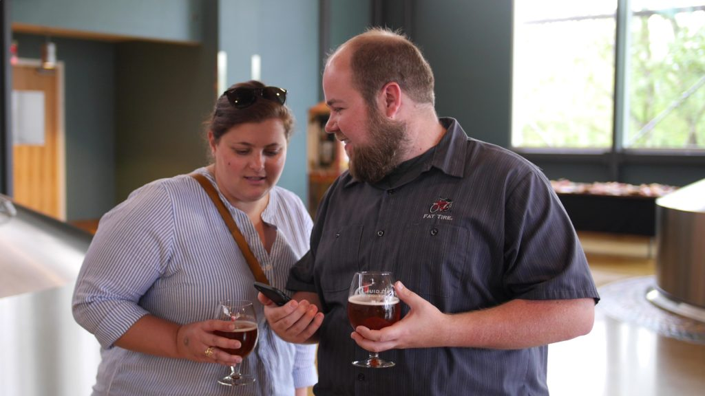 New Belgium Sour Symposium with special guest Lauren Woods Limbach