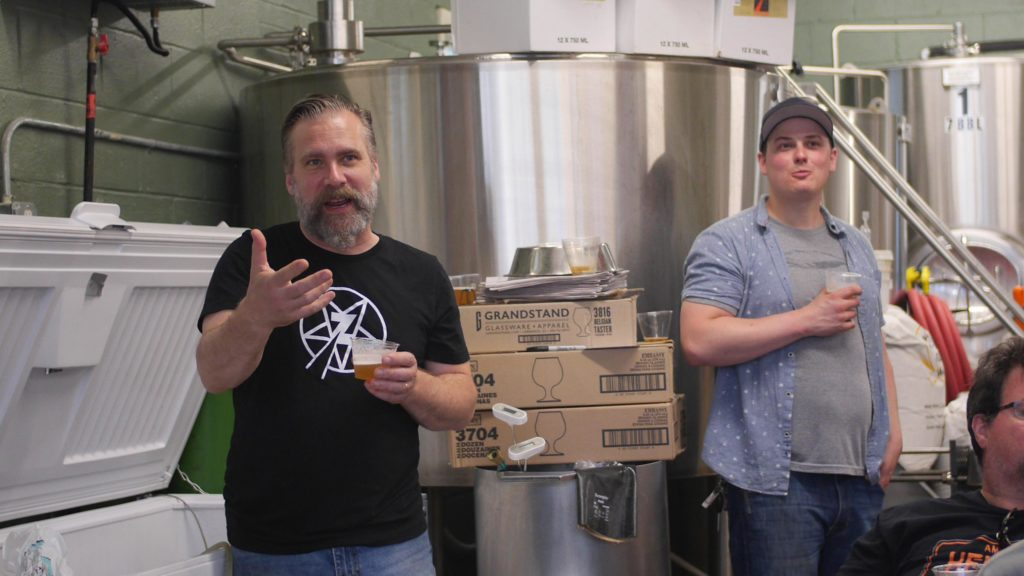 An Evening of Experimental Hop IPAs with Stan Hieronymus at Zebulon Artisan Ales