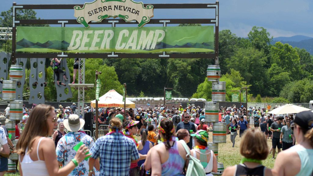 Sierra Nevada Beer Camp 2018 Mills River, NC