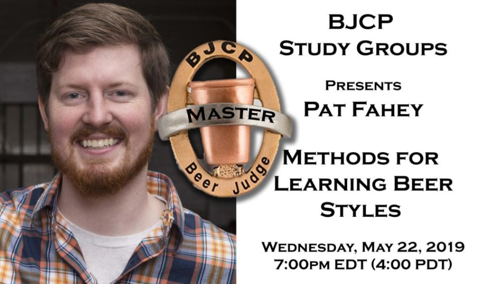 Webinar Photographic - Pat Fahey rev 05-20-19